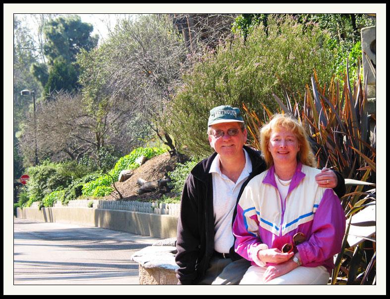 Radu amp Katey  San Diego Zoo