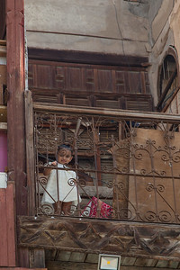 LITTLE GIRL WATCHING