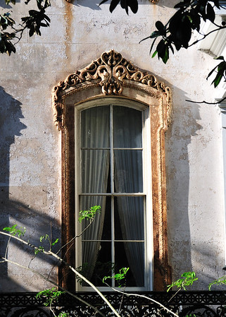 Intricate window architecture