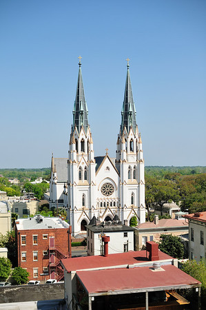 Cathedral of St. John the Baptist at day