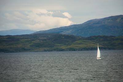 Mainland Scotland