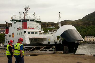 Ferry to Isle of Skye