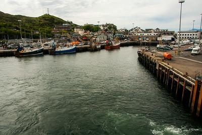 Mallaig, Port to Skye