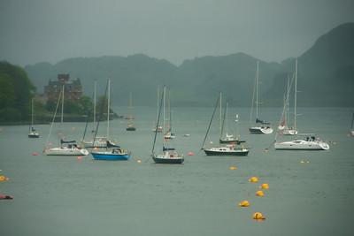 Oban Harbor