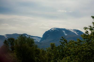 Western Highlands - Ben Nevis