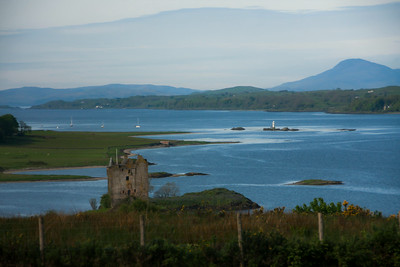 Western Highlands - Stalker Castle