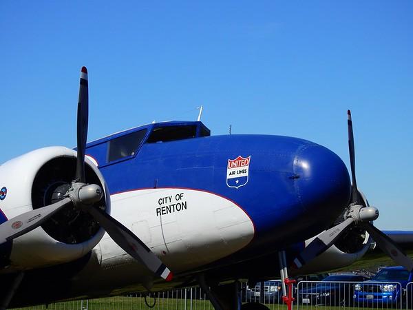 Museum of Flight at Boeing Field