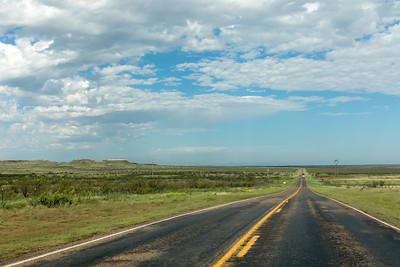 Nearing Colorado.