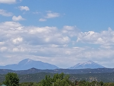 Trinidad Colorado.  Crappy phone pic.