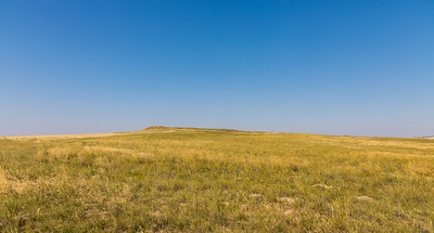 August 21, 2017 09:54 am.  Hwy 85, just north of Lingle Wyoming.  No more fog and not a cloud in the sky!  Perfect for eclipse viewing. Glad we had scientists on the team, mapping out our path.  Nearly missed start of eclipse due to HEAVY traffic jam in Torrington Wyoming. Guess no one told them 10k vehicles were going to inundate their small town today.  Whew.