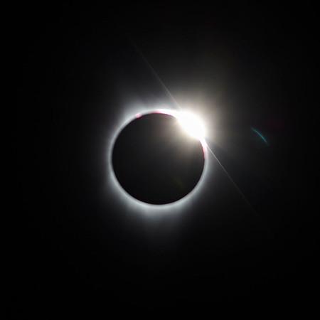 Solar Eclipse Gurnsey WY 8-21-17
