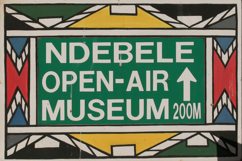 A museum to preserve the culture of the Ndebele people.