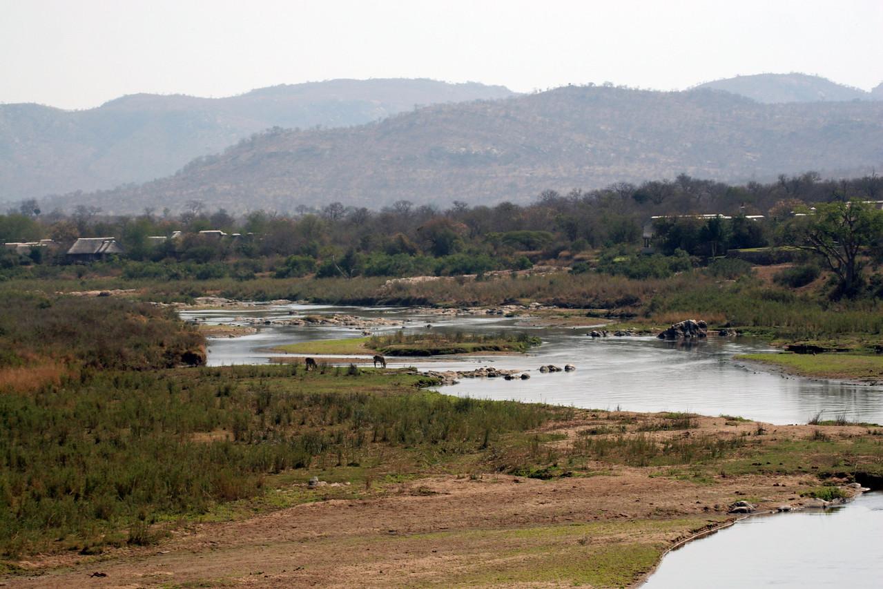 Crocodile River - Kruger National Park