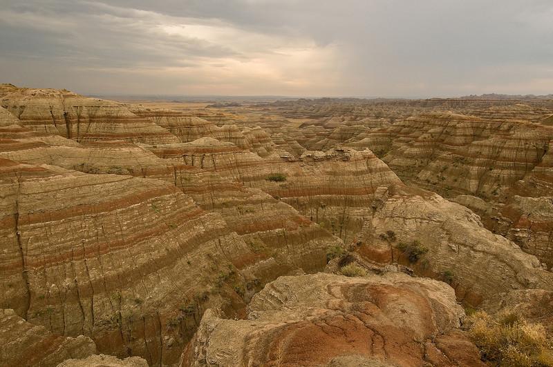 TRSD-8001: South Dakota Badlands