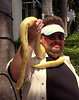 Paul with Python 1