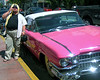 Paul, Python and Pink Cadillac