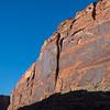 Desert Varbish on Glen Canyon Wall