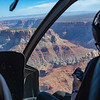 Air Traffic Over the Grand Canyon