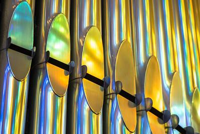 La Sagrada Familia - Organ Pipes