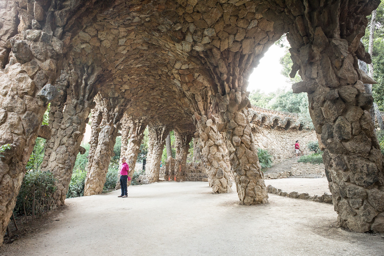 Park Guell Viaduct
