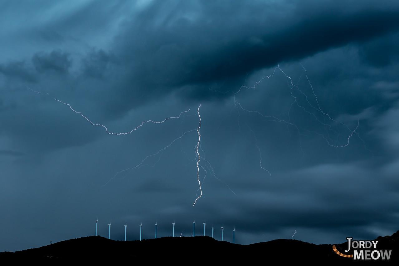 Spanish Storm