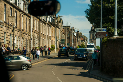 St. Andrews from the Coach