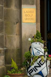 Ladies Golf Union Building