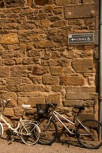Bikes and Stones