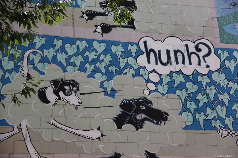 Mural, Asheville
