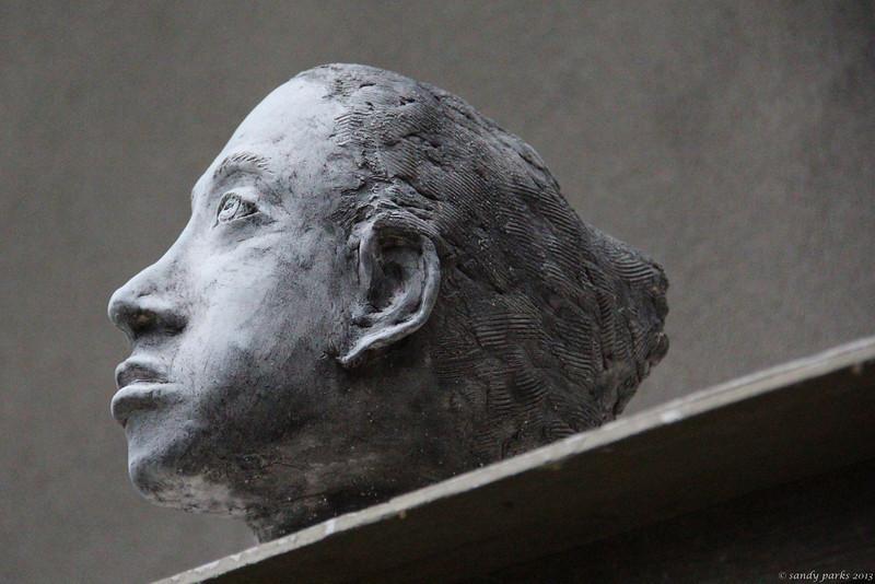 Sculptuew, Warren WIlson