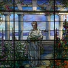 Tiffany window, Swannanoa