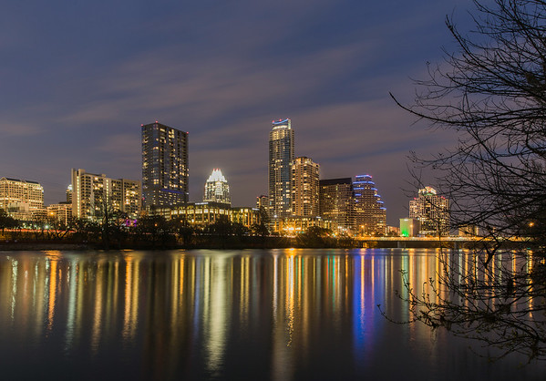 ATX at Night