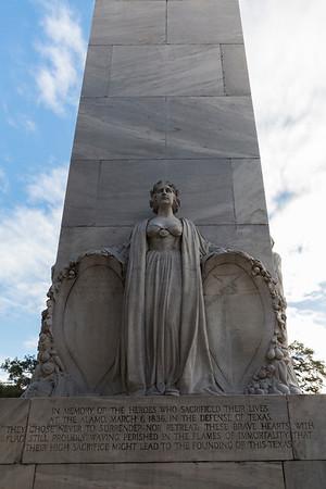 The Alamo-Memorial