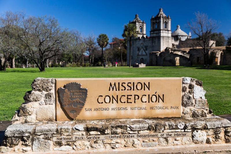 Mission Concepcion