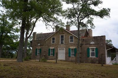 Kreische Home, Monument Hill State Park, La Grange, TX