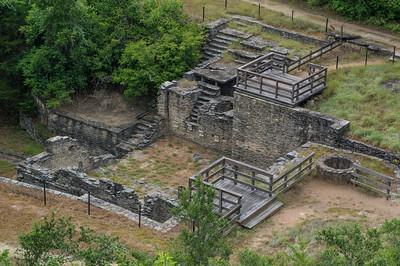 Kreische Brewery Ruins, Monument Hill State Park, La Grange, TX