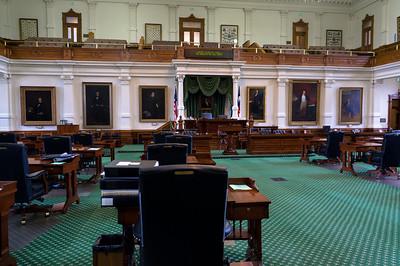 Texas Senate Chamber, Austin, TX