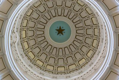 Capitol Dome, Austin, TX