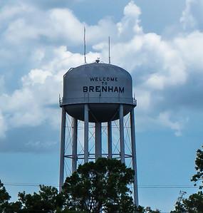 Welcome to Brenham, TX