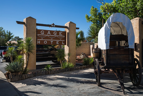 Gage Hotel, Marathon, TX