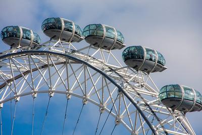 Thames River Cruise, London