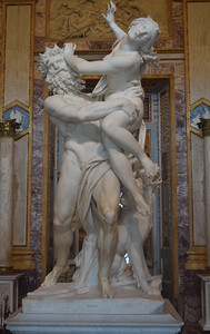 The Rape of Proserpina, by Bernini