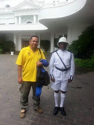 "The "" Mount Lavina"" Hotel Colombo 2105"