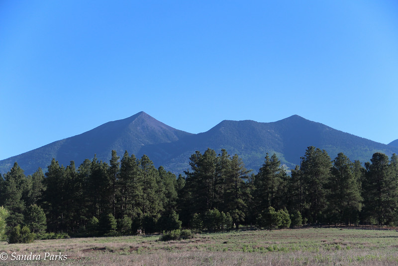 Flagstaff morning view
