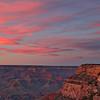 Sunset, Grand Canyon