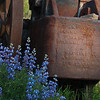 old mining equipment, Crested Butte