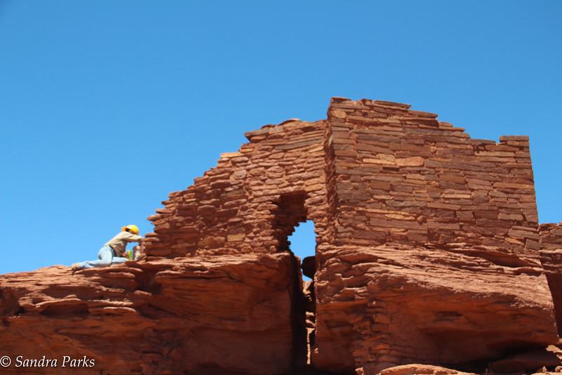 Wukoki Ruins, Arizona