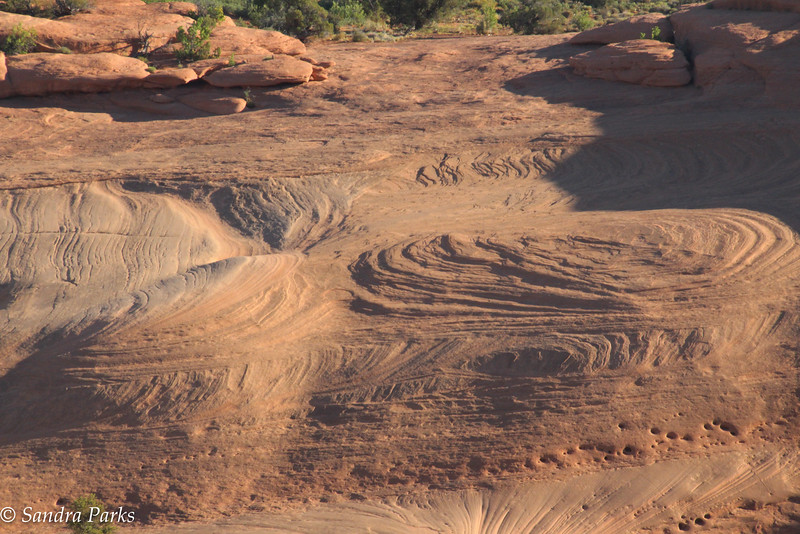 Rock patterns, Arches
