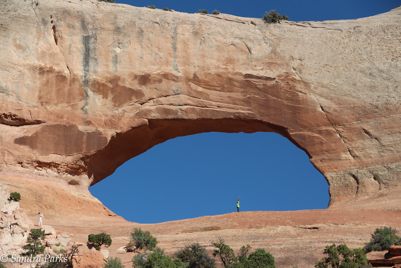 Williams Arch, on the approach to Moab