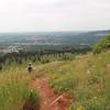 Mt. Sanitas trail